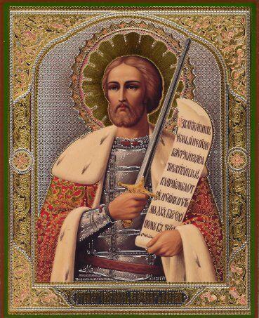Александр невский своими руками 755
